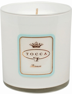 Tocca Bianca Candle (Green Tea Lemon)