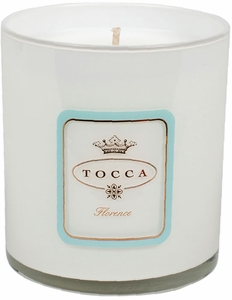 Tocca Florence Candle (English Rose/Iris Root)