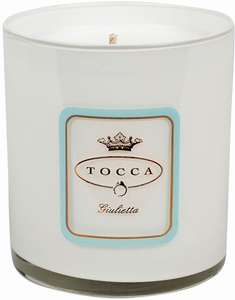 Tocca Giulietta Candle (Green Apple Pink Tulip)