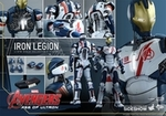 "12"" Avengers Age of Ultron Iron Legion 1/6th Scale Action Figure Hot Toys"