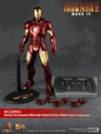 """12"""" Iron Man 2 Mark IV 1/6th Scale Action Figure Hot Toys (Mark 4)"""