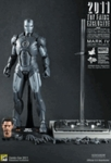 """12"""" Iron Man 2 Mark IV Secret Project 1/6th Scale Action Figure Hot Toys 2011 Toy Fairs Exclusive (Mark 4)"""