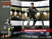 "12"" Iron Man Tony Stark Mech Test Version 1/6th Scale Action Figure Hot Toys"