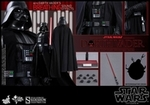 "12"" Star Wars Episode IV A New Hope Darth Vader 1/6th Scale Action Figure Hot Toys"