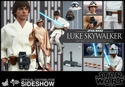 "12"" Star Wars Episode IV A New Hope Luke Skywalker 1/6th Scale Action Figure Hot Toys"