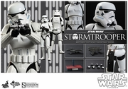"12"" Star Wars Episode IV A New Hope Stormtrooper 1/6th Scale Action Figure Hot Toys"