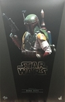 "12"" Star Wars Episode VI Return of the Jedi Boba Fett 1/6th Scale Action Figure Hot Toys"