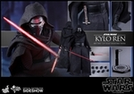 """12"""" Star Wars Force Awakens Rylo Ren 1/6th Scale Action Figure Hot Toys"""