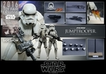 "12"" Star Wars Jumptrooper 1/6th Scale Action Figure Hot Toys 2016 Toy Fair Exclusive"