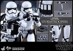 """12"""" Star Wars The Force Awakens Stormtroopers Set 1/6th Scale Action Figure Hot Toys First Order/Heavy Gunner"""