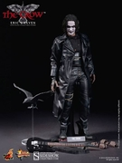 """12"""" The Crow Eric Draven 1/6th Scale Action Figure Hot Toys Special Exclusive"""