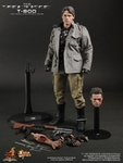 """12"""" The Terminator T-800 1/6th Scale Action Figure Hot Toys"""