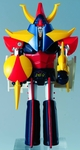 Chogokin Raideen Die Cast Action Figure GT 06 Bandai