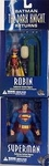 Dark Knight Returns Action Figure -  Robin & Superman