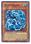 EEN-EN015 Water Dragon 1st Edition Super Rare Yu-Gi-Oh