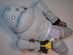 "Fullmetal Alchemist 13 "" Inches Plush Doll - Alphonse Elric Full Metal"