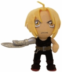"Fullmetal Alchemist 6 "" Inches Plush Doll - Edward Elric Full Metal"