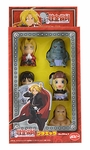 Fullmetal Alchemist Figure Set of 5 Full Metal