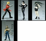 Fullmetal Alchemist Trading Arts Figure Series 2 Set of 4 Full Metal