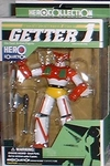 Hero Collection Die Cast Action Figure - Getter 1 Robot