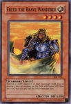 IOC-014 Freed the Brave Wanderer Unlimited Super Rare