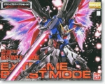 MG Destiny Gundam Extreme Blast Mode Master Grade Model Kit
