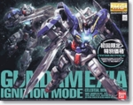 MG Gundam 00 Exia Ignition Mode Master Grade Model Kit