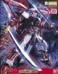 MG Gundam Seed VS Astray Red Frame Master Grade Model Kit