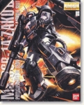MG MS-06R-1A Zaku II Black Trinity Ver 2.0 Master Grade Gundam Model Kit