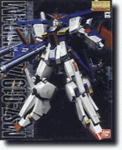 MG MSZ-010 ZZ Gundam Master Grade Model Kit