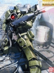 MG RGM-79(G) GM Sniper Master Grade Gundam Model Kit