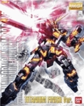 MG RX 0 Unicorn 02 Banshee Titanium Finish Ver. Master Grade Gundam Model Kit