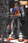 MG RX-78-2 Gundam Master Grade Model Kit
