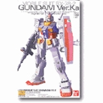 MG RX-78-2 Gundam Ver.Ka Master Grade Model Kit