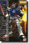 MG RX-78 GP01 Gundam Master Grade Model Kit