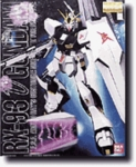 MG RX-93 Nu Gundam Master Grade Model Kit