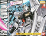 MG RX-93 Nu Gundam Metallic Coating Ver. Master Grade Model Kit