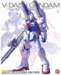 MG V-Dash Gundam Ver. Ka Master Grade Model Kit