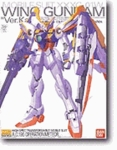 MG XXXG-01W Wing Gundam Ver.Ka Master Grade Model Kit