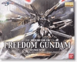 MG ZGMF-X10A Freedom Gundam Extra Version Master Grade Model Kit