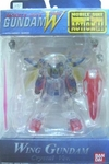 MSIA Wing Gundam Action Figure Crystal Version