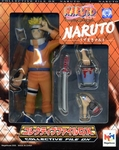 """Naruto Collective File DX 5"""" Inches Action Figure - Naruto"""