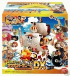 One Piece Dream Pirate Ship Thousand Sunny DX Figure Set