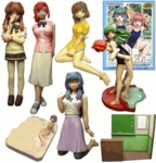 Please Teacher Onegai Twins Collection Trading Figure Set of 6