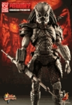 "12"" Predator 2 Guardian Predator 1/6th Scale Action Figure Hot Toys 2010 Toy Fairs Exclusive"