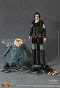 """12"""" Resident Evil Afterlife Alice Milla 1/6th Scale Action Figure Hot Toys"""