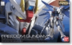 RG Gundam Freedom Real Grade 1/144 Model Kit