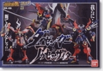 Soul of Chogokin GX - 46 Dygenguar & Aussenseiter Action Figure Bandai