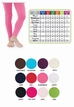 1546 Pima Cotton Footless Tights