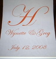 Custom Fabric Aisle Runner-image098